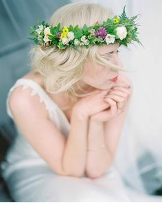 Nordic Midsummer Magic - Bridal Inspirations in Finland from Hey Look and Katja Scherle Festtagsfotografien