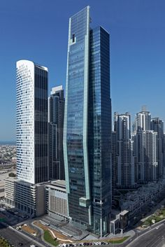 Gallery of Vision Tower at Business Bay / tvsdesign - 3