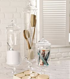 25 DIY Apothecary Jars- What to Fill?