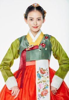 김윤혜 한복