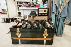 Vintage & contemporary fashion for men and women in Budapest Budapest VII. D 20, Contemporary Fashion, Shoe Rack, Personal Style, Custom Design, Mens Fashion, Boutique, Budapest, Modern