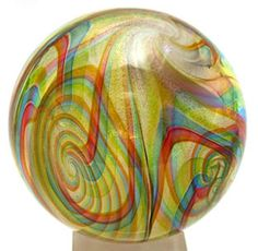 25 best images about Glass Art by Geoffry Beetem on . Marble Board, Art Of Glass, Glass Marbles, Glass Ball, Lost & Found, Swirls, Route 66, Paper Weights, Globes