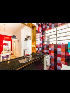 Cozinha Integrada projeto de reforma By Neo Arq SP