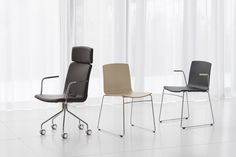 Day family adds Day Lite and Day High. Gärsnäs. Pierre Sindre expands his popular office series, Day, with a slimline auditorium chair, Day Lite, and a high-backed conference chair, Day High. The series already includes the…