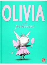 Olivia y las princesas (6-8 años)