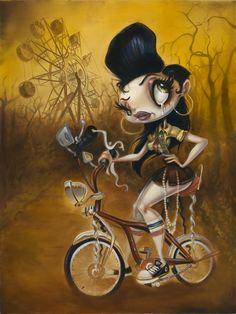 Artist Brandt Peters