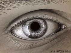 Drawing of an eye for a #dinotomiccompetition submission. I was to late to enter but for the love of art i had to finish.