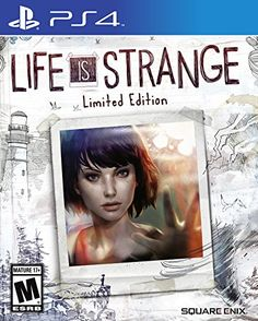 Life is Strange Limited Edition  PlayStation 4 -- You can get additional details at the image link. Note:It is Affiliate Link to Amazon.