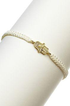 love these hamsa bracelets!
