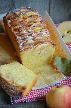Cooking A Turkey Breast Apple Dessert Recipes, Homemade Cake Recipes, Apple Recipes, Sweet Recipes, Baking Recipes, Food Cakes, Cupcake Cakes, Cupcakes, Gateau Cake
