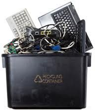 WEEE directive means electrical goods need to be recycled carefully