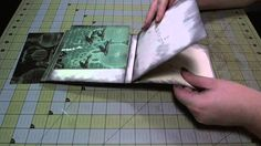 """Hi, everyone! I have received a lot of requests to do a tutorial for YouTube of the Waterfall Flip Book in the """"Love the Fall"""" album, so here ya go! :D This ..."""