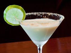 Key Lime Pie Martini Recipe - Sweet, Creamy and Lemony Cocktail Drink