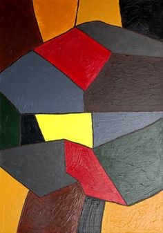Chromatic abstraction 1 (Limited Edition 4 of 10)