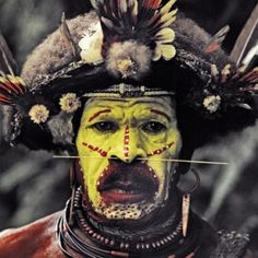 photos of tribes. done pretty nice!