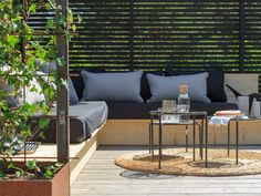 Bergstomten i Nacka - Chrisp Design Outdoor Living Areas, Outdoor Rooms, Outdoor Sofa, Outdoor Gardens, Outdoor Decor, Pergola, Backyard Patio Designs, Lounge, Interior