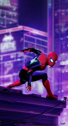 Spider man wallpapers for iPhone and Android, Spider man into the spider verse, The Amazing Spiderman, Spider man Far from home Spiderman Kunst, Spiderman Spider, Spiderman Gratis, Marvel Comic Universe, Marvel Dc Comics, Amazing Spiderman, Spider Men, Hero Marvel, Wallpaper Animes