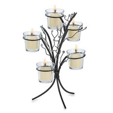 tree candle!!