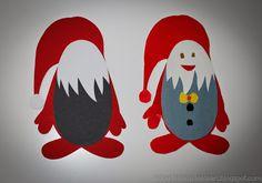 Askartelijan idealaari: Joulutonttu Diy And Crafts, Crafts For Kids, Paper Crafts, Christmas Crafts, Christmas Tree, Christmas Stuff, Work Inspiration, Holiday Festival, Coloring Pages