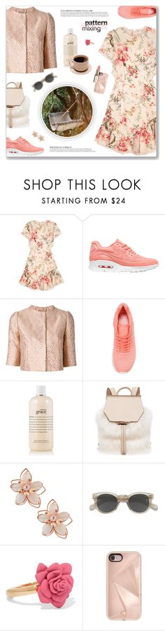 """Hear Me Now (feat. Bruno Martini & Zeeba), Alok"" by blendasantos ❤ liked on Polyvore featuring Zimmermann, NIKE, MaxMara, philosophy, Kendall + Kylie, Anja, NAKAMOL, Marc by Marc Jacobs and Rebecca Minkoff"