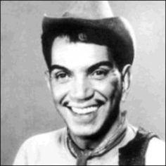 Fortino Mario Alfonso Moreno Reyes, better known as Cantinflas.