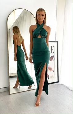 Elegant Dresses For Women, Unique Prom Dresses, Special Dresses, Prom Dresses Blue, Simple Dresses, Pretty Dresses, Bridesmaid Dresses, Summer Dresses, Gala Dresses