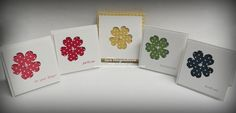 Open House Mini Cards by shoogendoorn - Cards and Paper Crafts at Splitcoaststampers