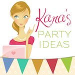 Some great party ideas.