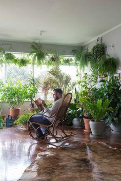 dreamy plant land! via Miss Moss