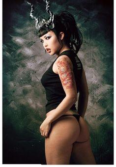 Sexy Woman Tattoo: Popular Tattoo Designs for Women