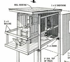 need to review these links to old treehouse plans
