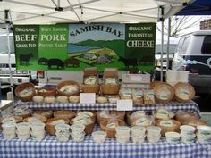 Every Sunday, 10am to 2pm, year-round. The West Seattle Farmers Market, West Seattle Junction at 44th Ave SW & SW Alaska St.