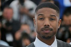 "Who is Michael B. Michael B. Jordan is a actor best known for his performances on the TV shows ""The Wire,"" ""Friday Night Lights"" and "" . Michael Bakari Jordan, Bae, Man Of Honour, Handsome Black Men, Black Man, Attractive Men, Man Crush, Beautiful Men, Beautiful People"