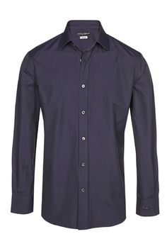 Douglas Shirt in Dark Blue