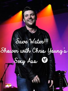 Chris young. I made this for my tumblr because im seriously in love with all this sexiness ->>>