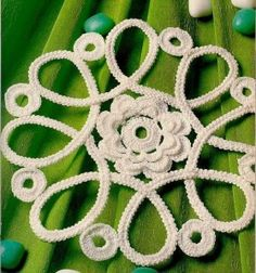 Irish Treasure - crochet (with diagrams)