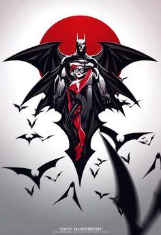 BATMAN- Harley Quinn by e-guerrero.deviantart.com on @deviantART