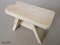 Petit tabouret japonisant en bois de palette ~ AU 303 HOME DECO - Tuto DIY Récup' Système D