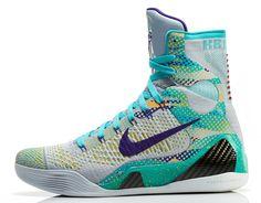 "Kobe9 Unleashed 005 profile 16807 FB 28254 Nike Basketball ""Superhero"" Pack: LeBron 11 Elite, Kobe 9 Elite & KD VI Elite"
