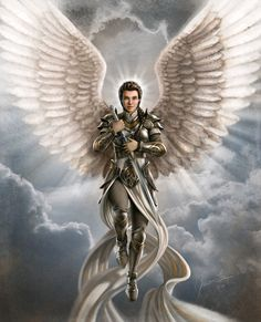 jason lee angel art  | Guardian Angel