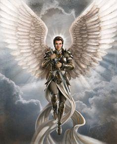 jason lee angel art  | Guardian Angel