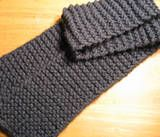 How to knit a scarf- for beginners