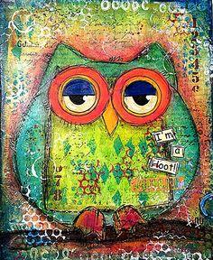 Artist: Paulette, Journal Art