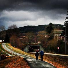 A walk at Berlihaugen in Sykkylven. #sykkylven #møreogromsdal  #visitnorway #i_love_norway Visit Norway, Train, Photo And Video, Instagram, Videos, Strollers