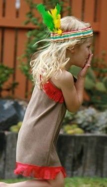 indian girl children's handcrafted dress up / fancy by dressups74, $36.00