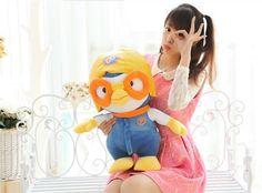 $7.19 (Buy here: https://alitems.com/g/1e8d114494ebda23ff8b16525dc3e8/?i=5&ulp=https%3A%2F%2Fwww.aliexpress.com%2Fitem%2FFree-Shipping-1pcs-20cm-Pororo-Toy-Cute-Penguin-Pororo-brinquedos-kids-Gifts-baby-toy-action-figure%2F32239414752.html ) Hot sale 30cm Pororo Toy Cute Penguin Pororo brinquedos kids Gifts,baby toy,action figure for just $7.19