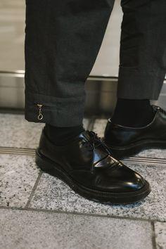 松本 涼 Men Dress, Dress Shoes, Loafers Men, Oxford Shoes, Street Style, Fashion, Moda, Urban Taste, La Mode