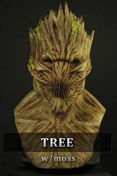 Professional Halloween Masks, Immortal Masks, Horror Masks, Silicone Masks, Sculpting, Lion Sculpture, Statue, Open Face, Surgery