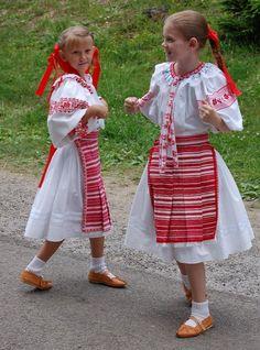 detsky kroj, Slovakia