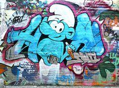 smurf-graffiti-1